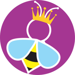 YOUR PURSE-ONALITY IS QUEEN BEE